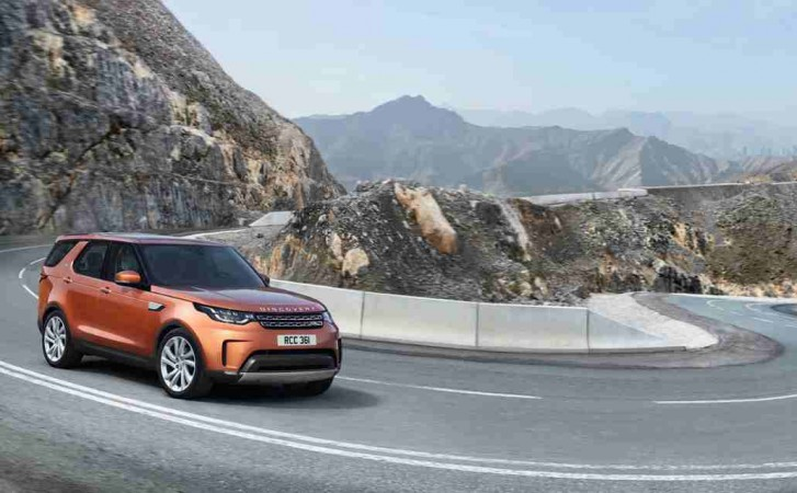 2017 Land Rover Discovery, 2017 Land Rover Discovery India, 2017 Land Rover Discovery price