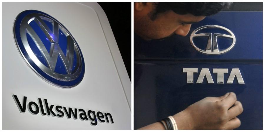 Volkswagen and Tata Motors