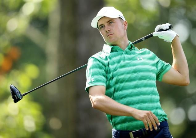 Jordan Spieth, PGA Championship 2017, first round