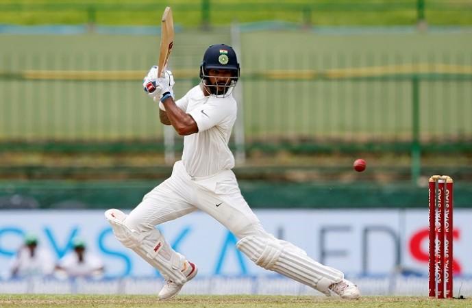 Shikhar Dhawan, India, Sri Lanka
