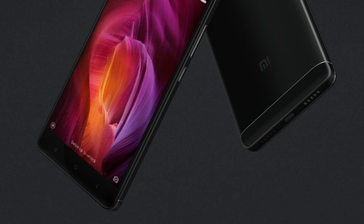 Xiaomi Redmi Note 4 as on the company's official website