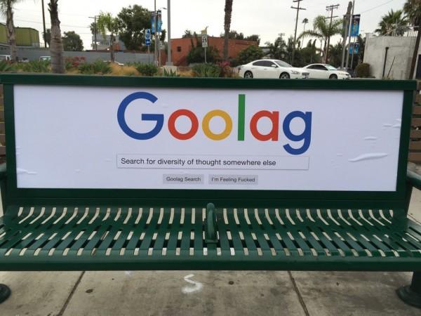 Anti-Google ads