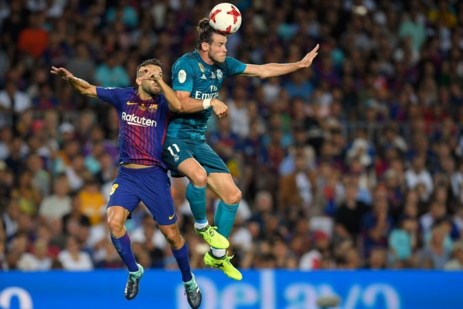 Gareth Bale, Real Madrid, Barcelona, Spanish Super Cup
