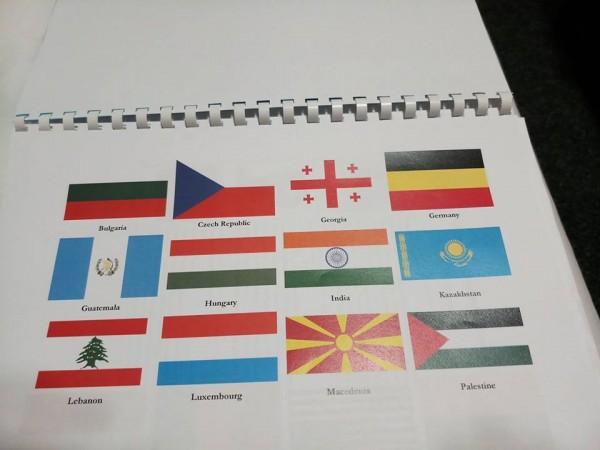EJI 2017 participating countries
