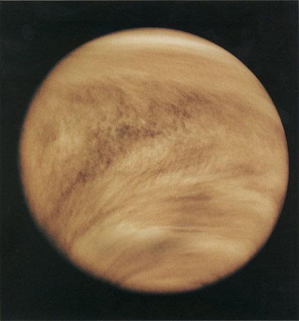 Venus's Atmosphere Is so Violent It Makes the Planet Spin Faster