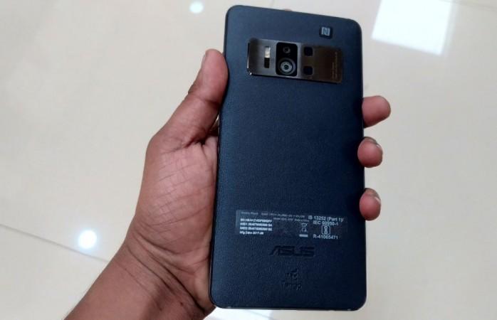 Asus Zenfone AR, Zenfone AR review, Zenfone AR first impression