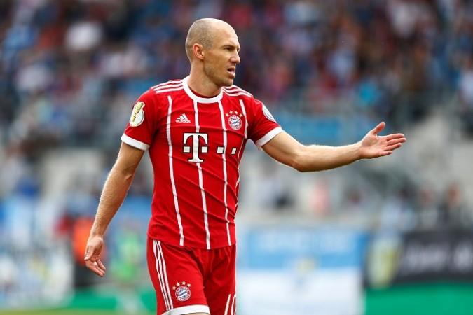 Arjen Robben, Manchester United, Bayern Munich