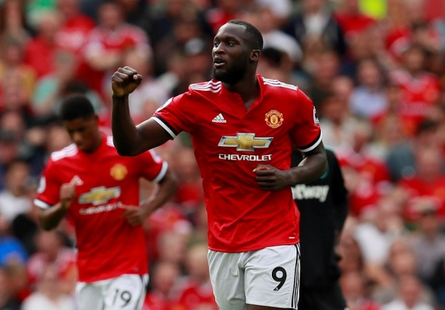 Romelu Lukaku, Manchester United, EPL