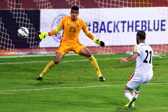 Asian Cup qualifier: Kyrgyzstan defeat India 2-1