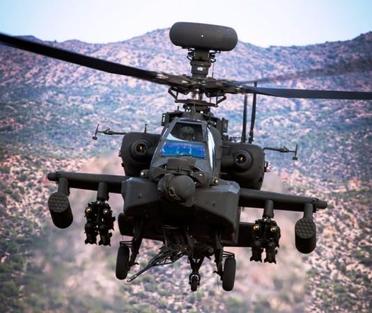 Boeing Apache AH-64E