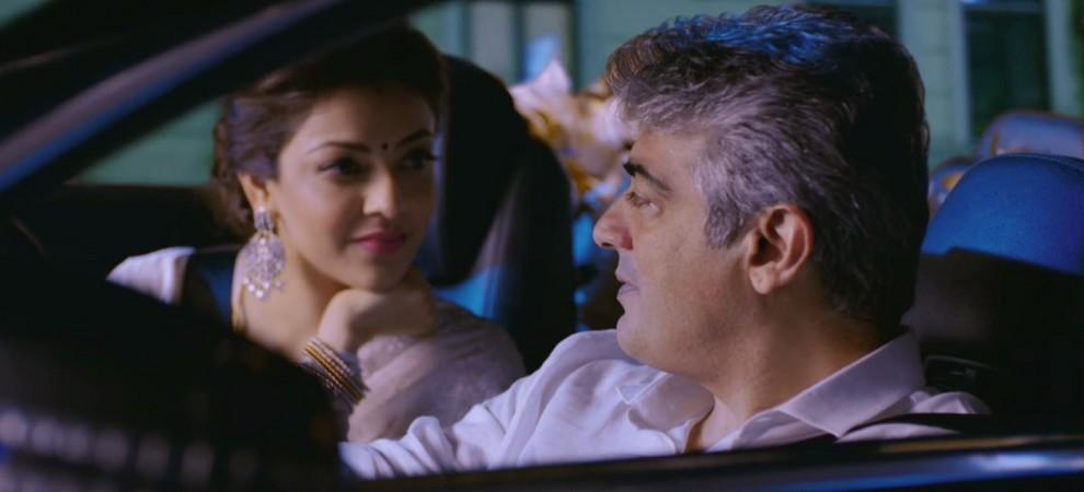 Ajith's Vivegam Trailer
