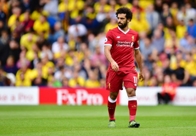 Salah reaches 40 goals as Liverpool breeze past Bournemouth