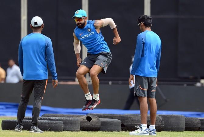Virat Kohli, India vs Australia, Twitter