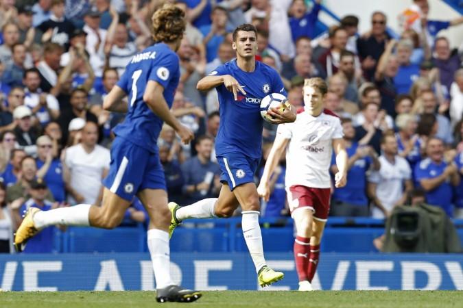 Chelsea, Premier League, Alvaro Morata