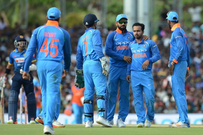 India vs Sri Lanka, Kedar Jadhav, Virat Kohli