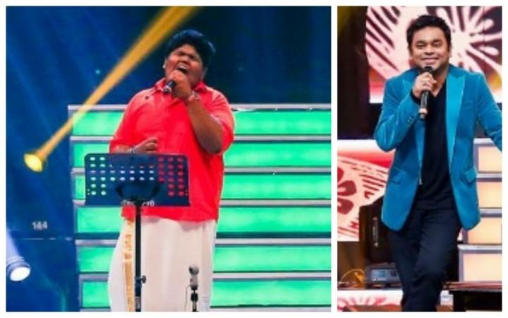 Vaishnav Girish, Indian Idol Junior, Sa Re Ga Pa Li'l Champs, AR Rahman