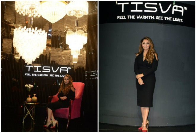 Gauri Khan at the launched of her signature collection of designer lights