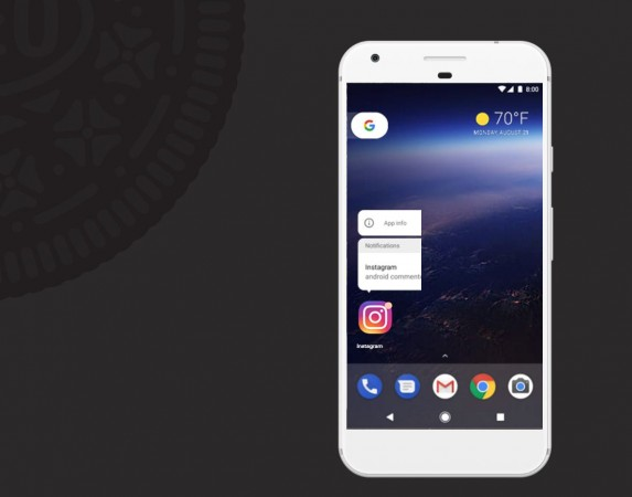 Google, Android Oreo, features, easy access