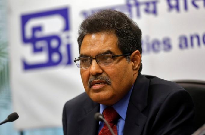 SEBI chairman Ajay Tyagi