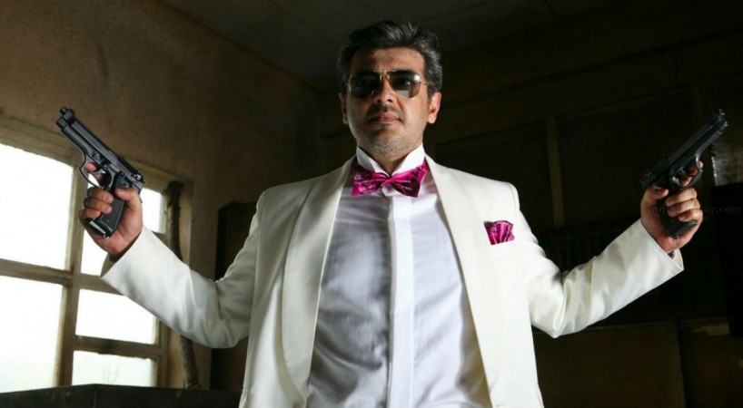 Ajith in Mankatha