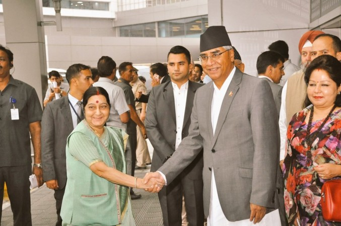 relation between nepal and india