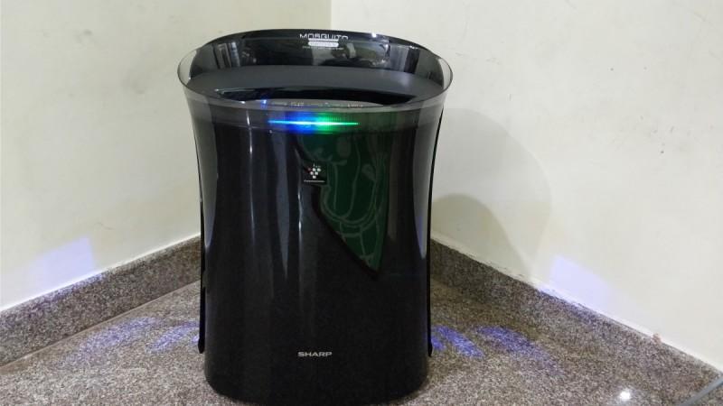 Sharp air purifier review
