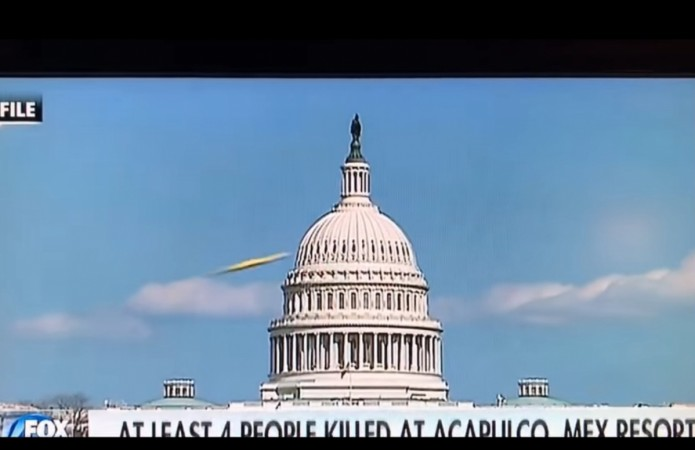 ufo, US, US Capitol building, weird news,