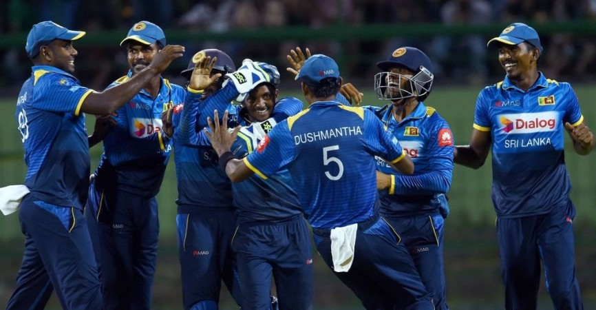 Akila Dananjaya, India vs Sri Lanka, 2nd ODI