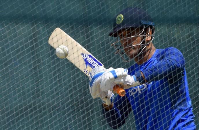 MS Dhoni, India vs Australia, 1st T20, Ranchi