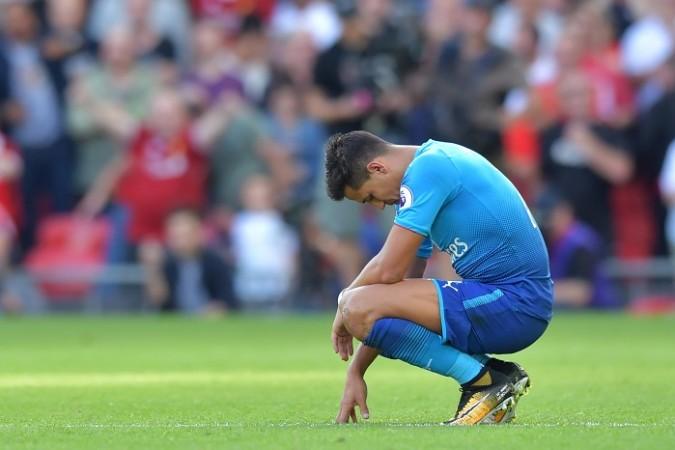Alexis Sanchez, Arsenal, Manchester City