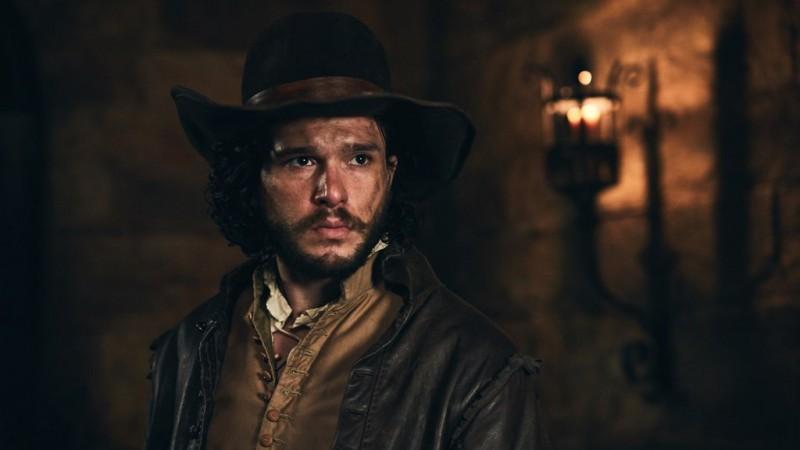Kit Harington's first look in BBC One drama Gunpowder
