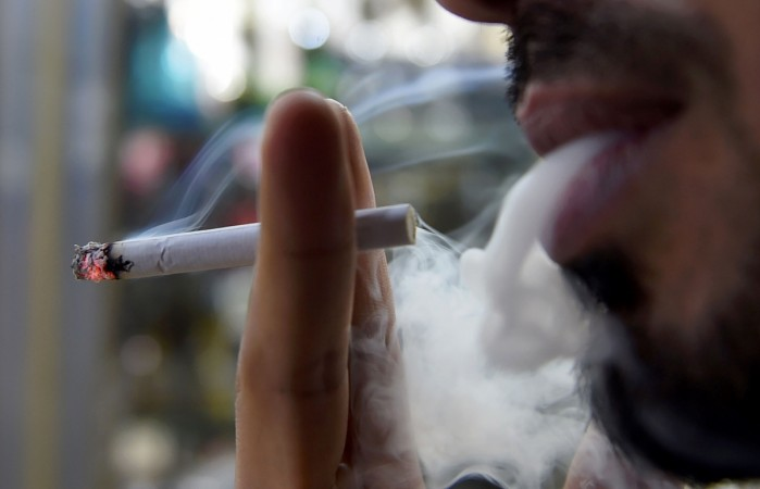 Can tobacco lower sperm count