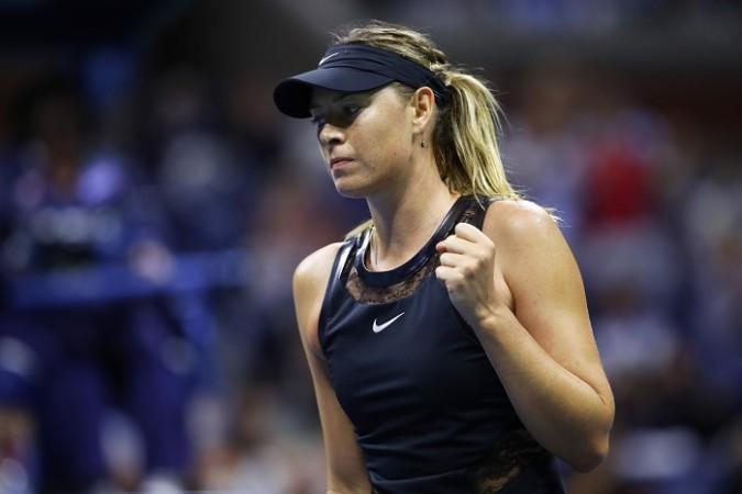 Maria Sharapova, US Open 2017, Simona Halep