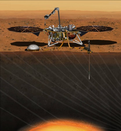 nasa, Mars, Red Planet, InSight,