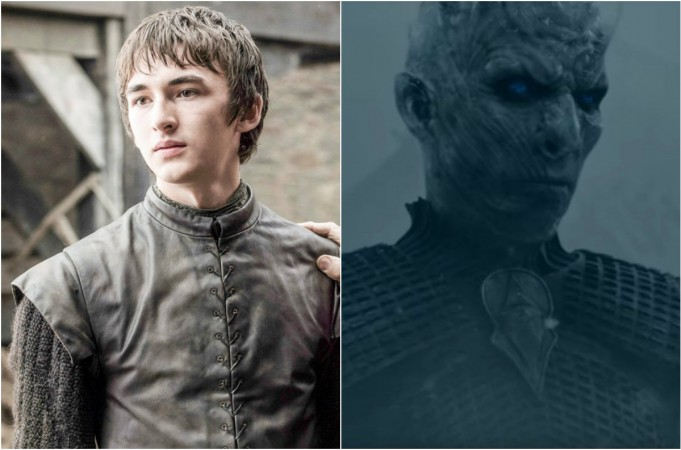 Bran Stark is the Night King