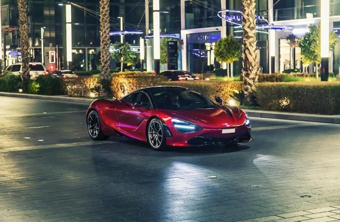 McLaren 720S in India