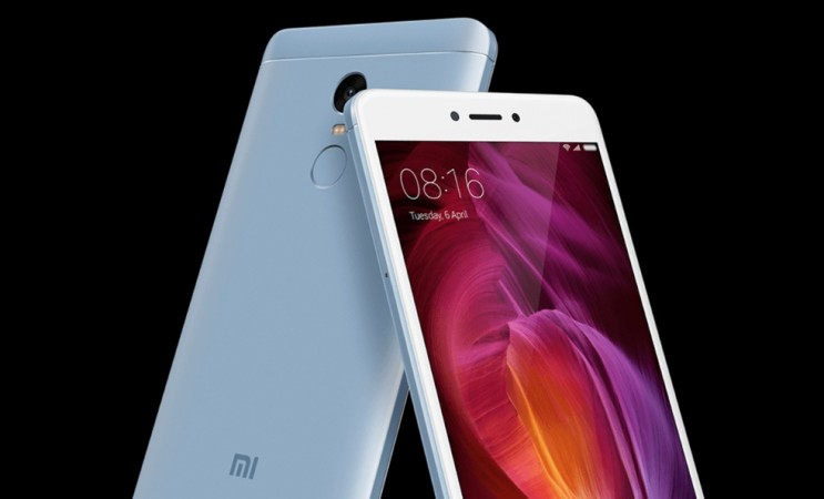 Xiaomi Redmi Note 4 Lake Blue edition