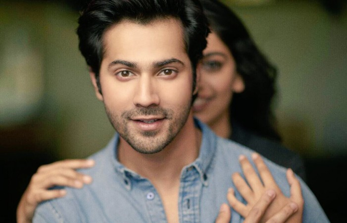 Varun Dhawan and his October heroine, Bantia Sandhu