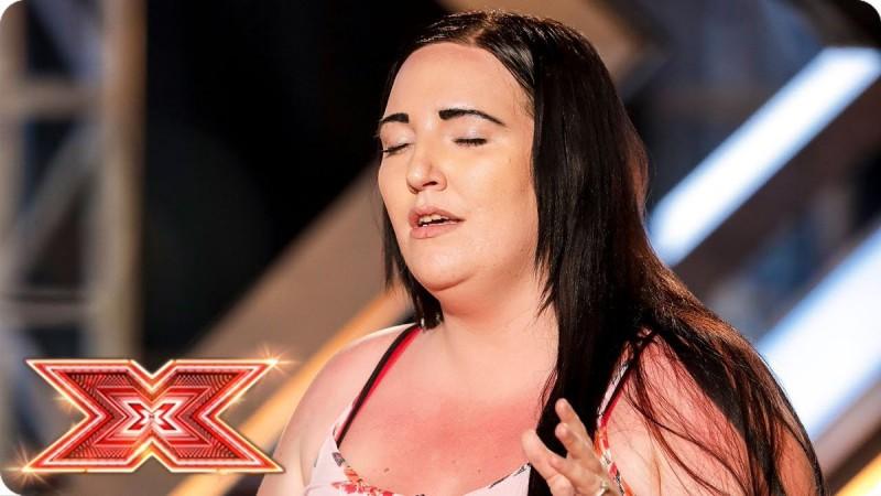 X-Factor 2017 contestant Kayleigh Taylor