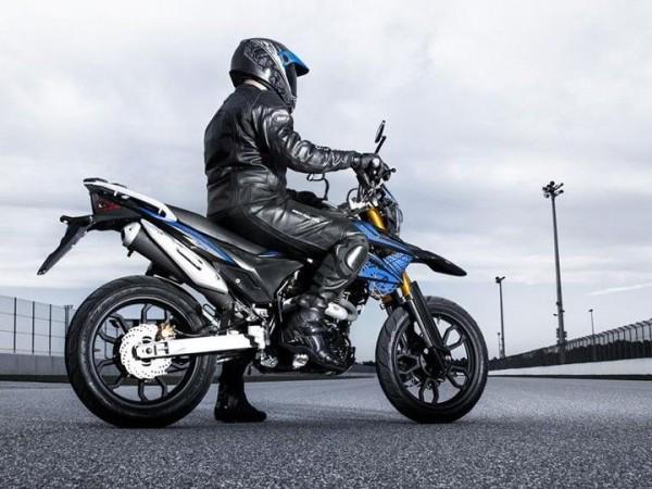 UM Motorcycles Hypersport