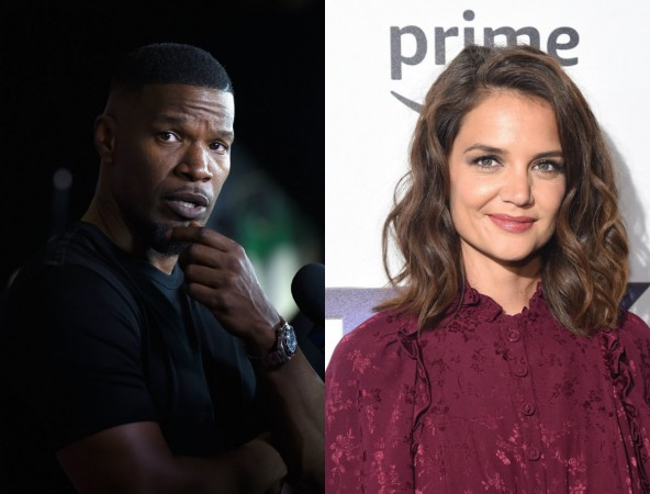 Katie Holmes And Jamie Foxx Wedding Photos.Suri Cruise To Be Maid Of Honor In Katie Holmes Rumoured Marriage