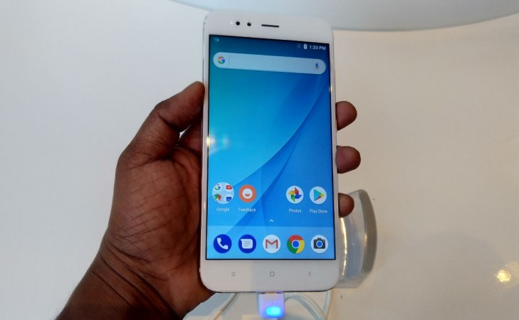 Xiaomi Mi A1, first impression, camera, price, specs, review