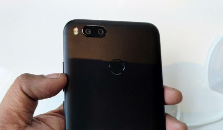 Xiaomi Mi A1, review, camera, first impression, dual-camera