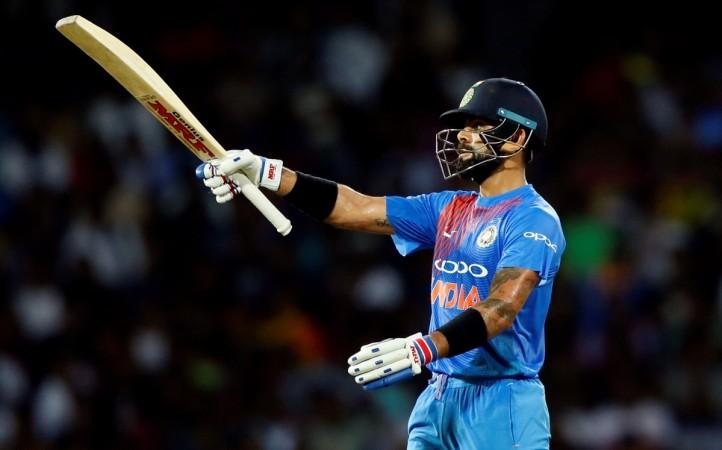 Virat Kohli, India vs Sri Lanka, T20