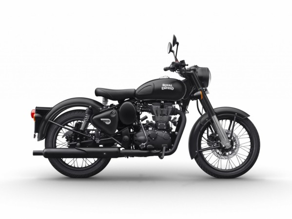 Royal Enfield Classic 500 Stealth Black
