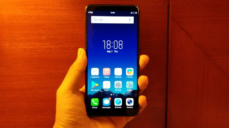 Vivo V7  quick review