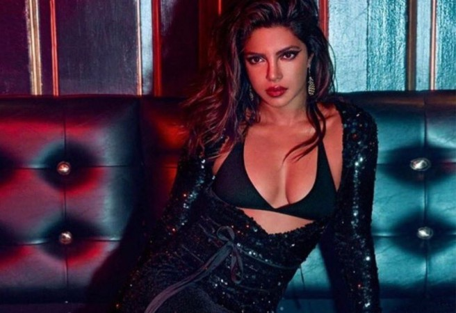 Priyanka Chopra from Vogue photoshoot