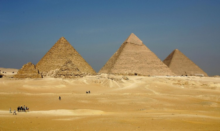Accidental Design? Great Pyramid of Giza built to focus