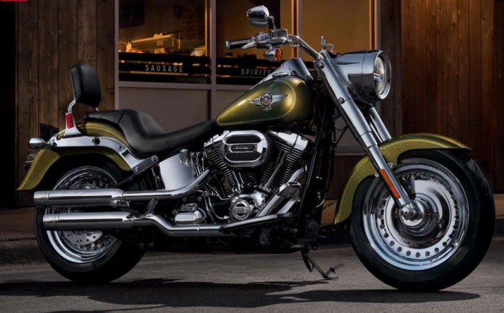 Stock Clearance Harley Davidson Fat Boy Heritage Softail