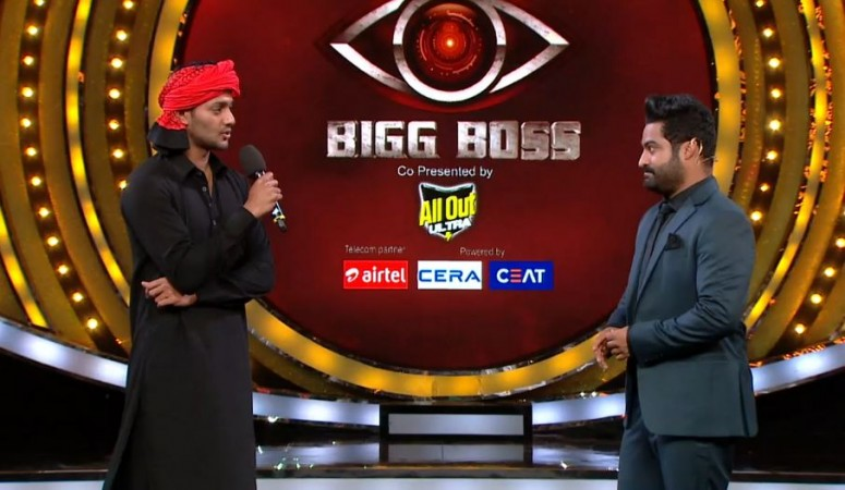 Prince on Bigg Boss Telugu